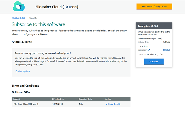 FileMaker Cloud Getting Started Guide